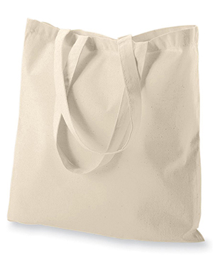 Augusta 825 Women Budget 1 Cotton Canvas Tote Bag Onesize at GotApparel