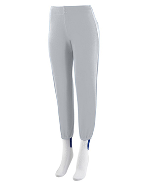 Augusta 829 Girls Low Rise Softball Pant With Drawcord at GotApparel