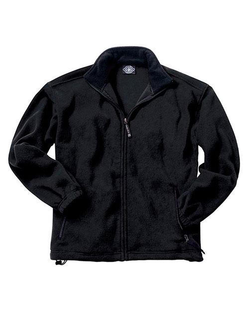 Charles River Apparel 8502  Boys Youth Voyager Fleece Vest at GotApparel