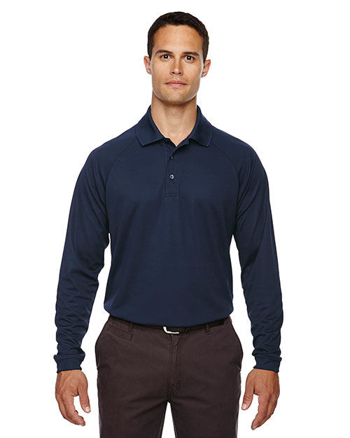 Extreme 85099 Men Eperformance Long-Sleeve Pique Polo at GotApparel