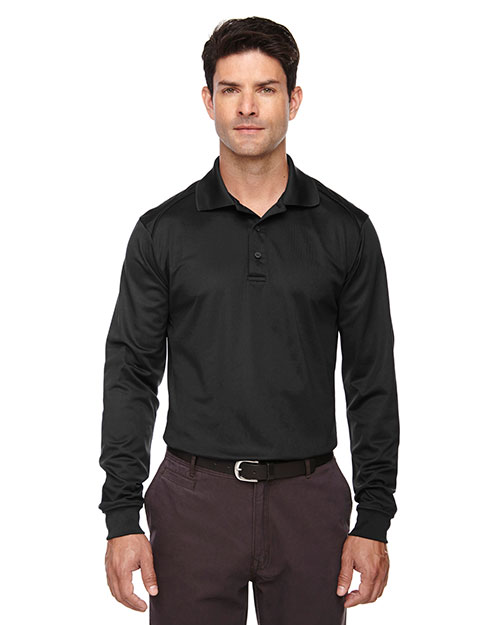 Extreme 85111T Men Eperformance Tall Armour Snag Protection Long-Sleeve Polo at GotApparel