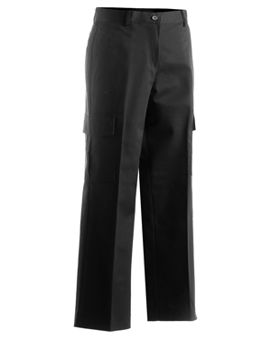 Edwards 8568 Women Flat Front Cargo Pant at GotApparel