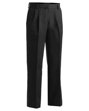 Edwards 8619 Women Back Pocket Wrinkle Reistant Pant at GotApparel