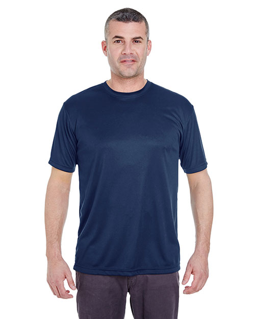 UltraClub 8620 Adult Men Cool & Dry Basic Performance Tee at GotApparel