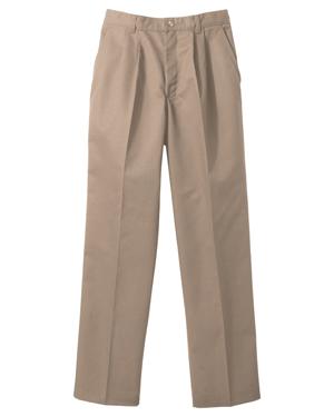 Edwards 8679 Women Moisture Wicking Zipper Casual Chino Pant at GotApparel