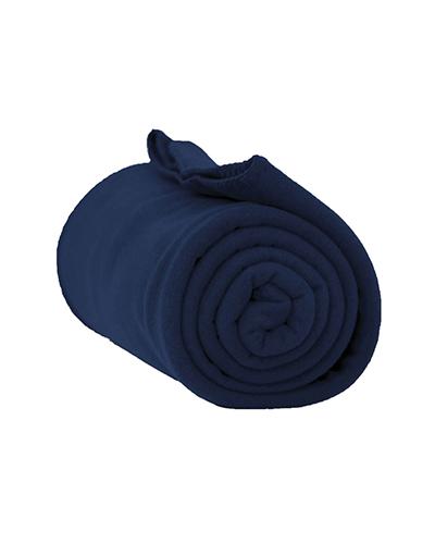 Liberty Bags 8700 Fleece Blanket at GotApparel
