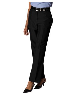 Edwards 8759 Women Flat Front Dress Pant at GotApparel