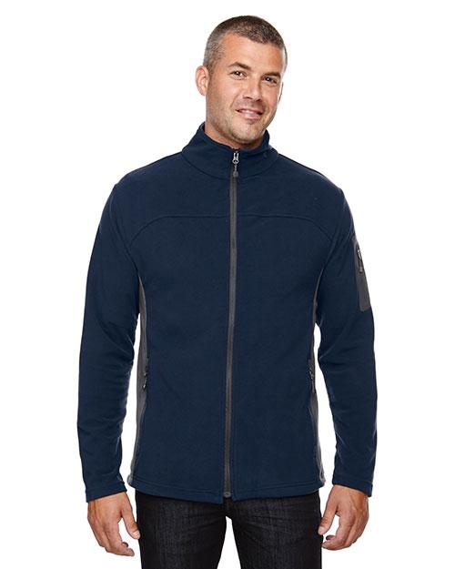 North End 88123 Men Microfleece Jacket at GotApparel