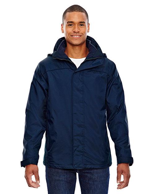 North End 88130 Men 3-in-1 Jacket at GotApparel