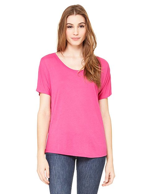 Bella + Canvas 8816T Women Slouchy T-Shirt at GotApparel