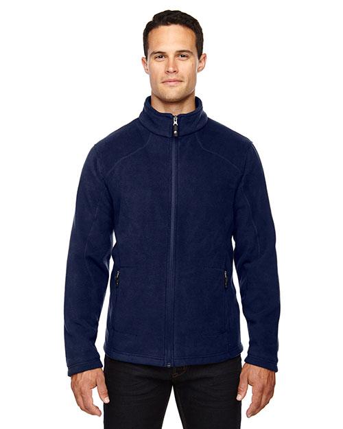 North End 88172T Men Tall Voyage Fleece Jacket at GotApparel