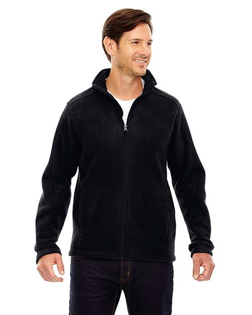 Core 365 88190T Men Tall Journey Fleece Jacket at GotApparel