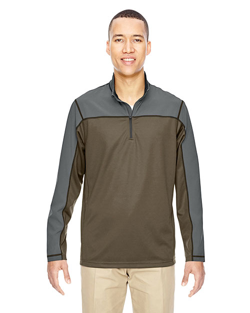 North End 88220 Men Excursion Circuit Performance Half-Zip at GotApparel