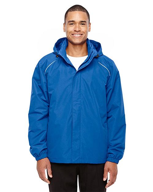 Core 365 88224 Men Profile Fleece-Lined All Season Jacket at GotApparel