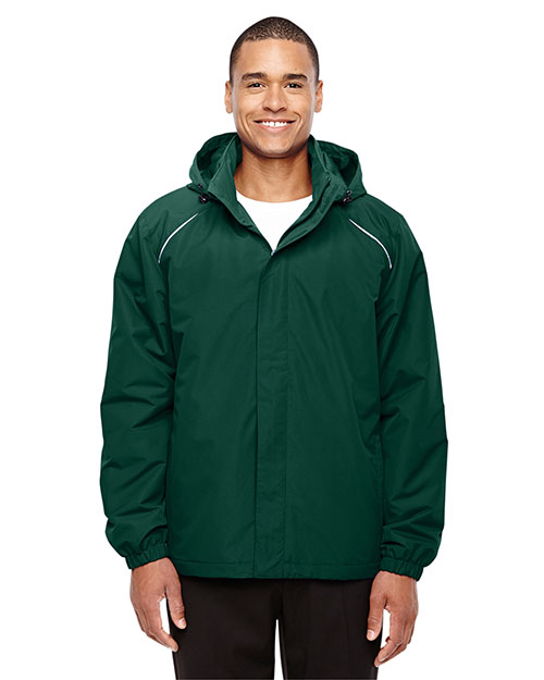 Core 365 88224 Men Profile Fleece-Lined All Season Jacket at GotApparel