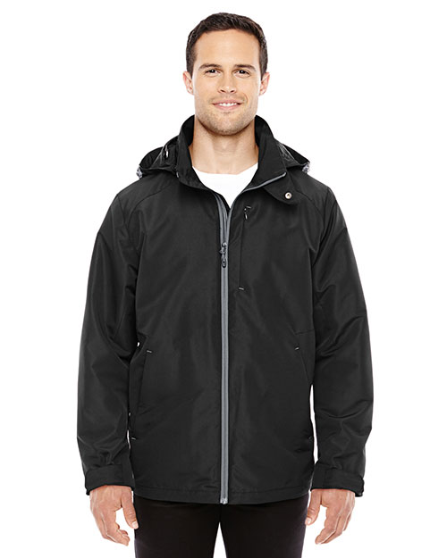 North End 88226 Men Insight Interactive Shell Jacket at GotApparel