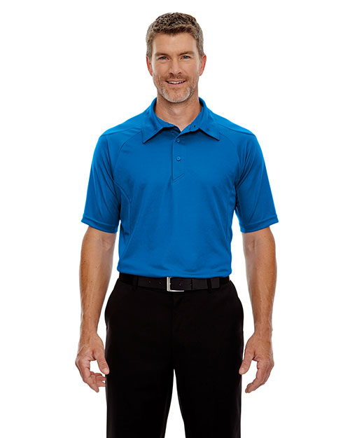 North End 88658 Men Dolomite UTK cool.logik Performance Polo at GotApparel