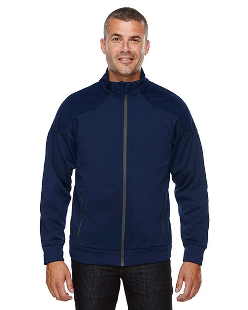 North End 88660 Men Evoke Bonded Fleece Jacket at GotApparel