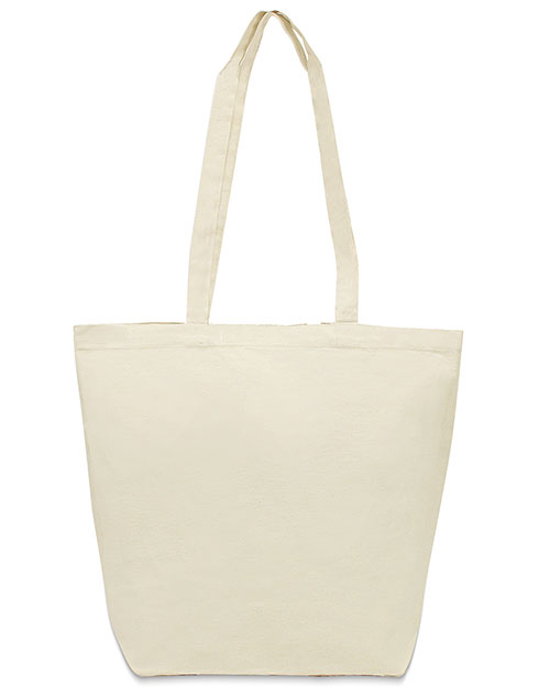 UltraClub 8866 Women Jumbo Tote With Gusset at GotApparel