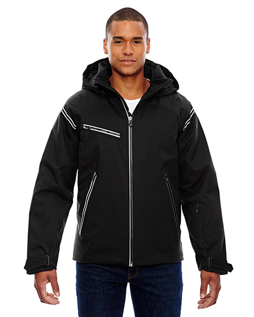 North End 88680 Men Ventilate Seam-Sealed Insulated Jacket at GotApparel