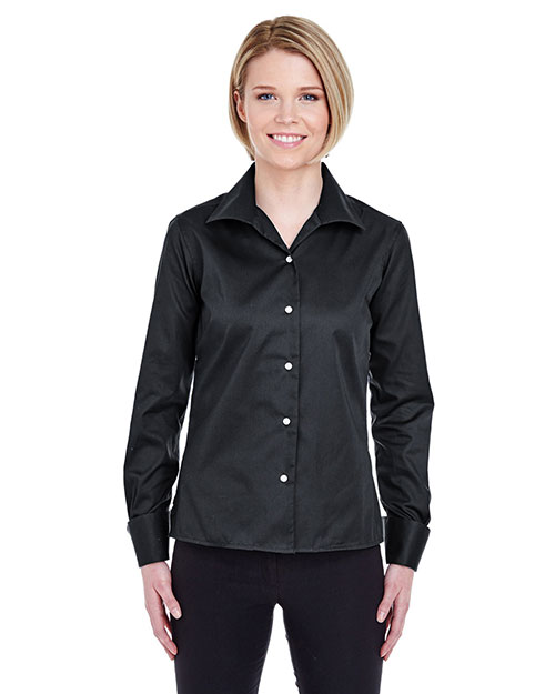 UltraClub 8992 Women Whisper Elite Twill at GotApparel