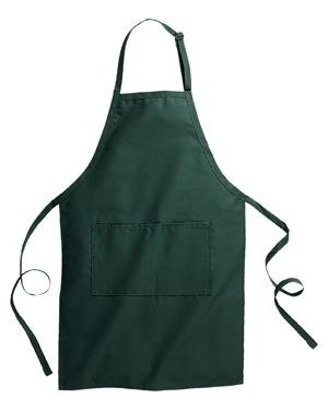 Edwards 9005 Unisex Butcher Apron With Pocket at GotApparel