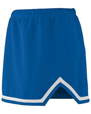 Augusta 9126 Girls Energy Cheer Skirt at GotApparel