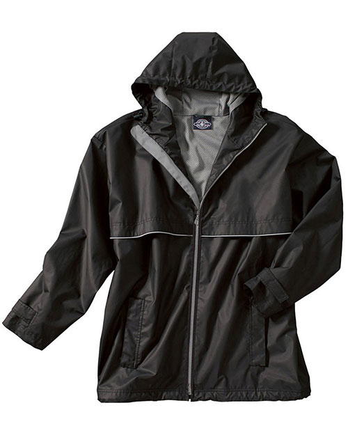 Charles River Apparel 9199 Men Englander Rain Jacket at GotApparel