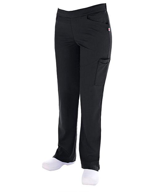Urbane 9309 Women Kelsie Double Cargo Pant at GotApparel