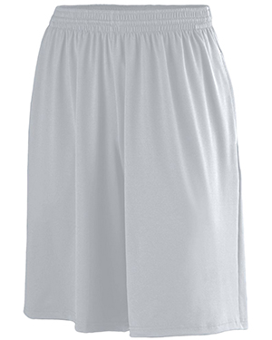Augusta 949 Men Poly/Spandex Lacrosse Short With Pockets at GotApparel
