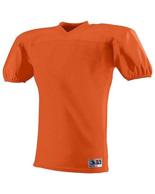 Augusta 9510 Adult Intimidator Short Sleeve V-Neck Jersey at GotApparel