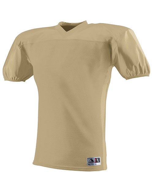 Augusta 9511 Boys Intimidator Short Sleeve V-Neck Jersey at GotApparel