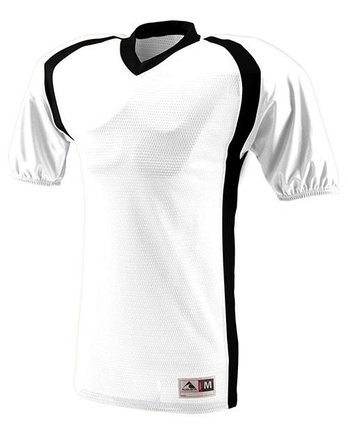 Augusta 9530 Men Blitz Football Short Sleeve Jersey at GotApparel