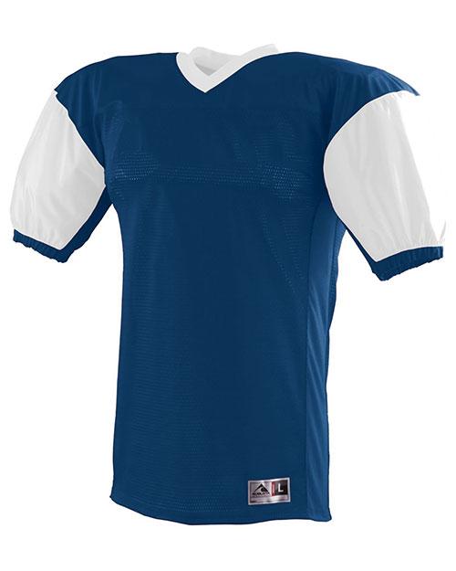 Augusta 9540 Men Red Zone Football Short Sleeve Jersey at GotApparel