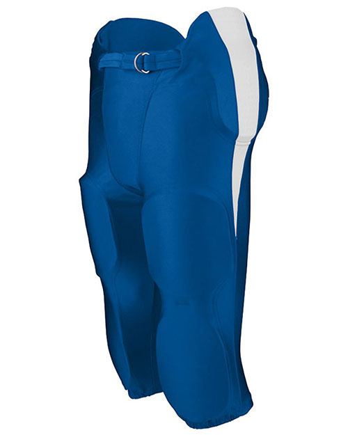 Augusta 9606 Boys Kick Off Integrated Padded Football Pants at GotApparel