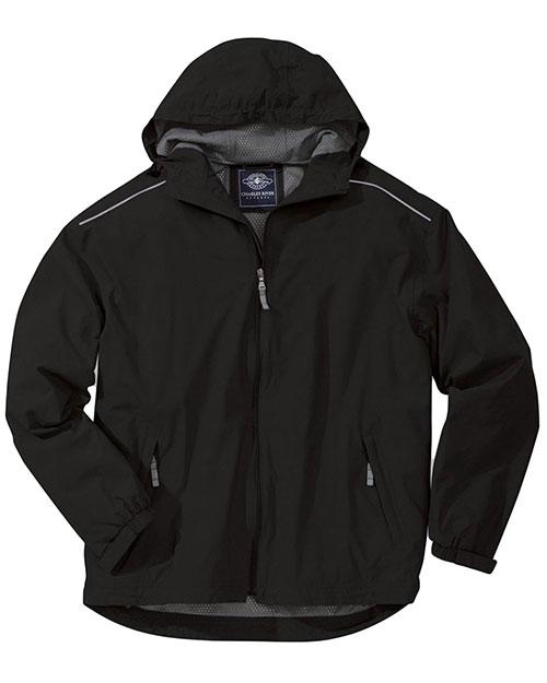 Charles River Apparel 9675 Men Noreaster Rain Jacket at GotApparel