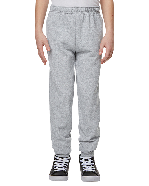 Jerzees 975YR Youth 7.2 oz Nublend Youth Fleece Jogger at GotApparel
