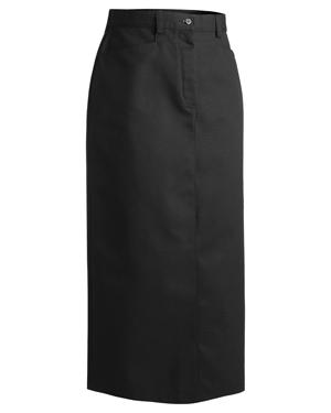 Edwards 9779 Women Casual Chino Length Long Skirt at GotApparel