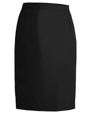 Edwards 9799 Women Wrinkle Resistant Two Side Pocket Straight Skirt at GotApparel
