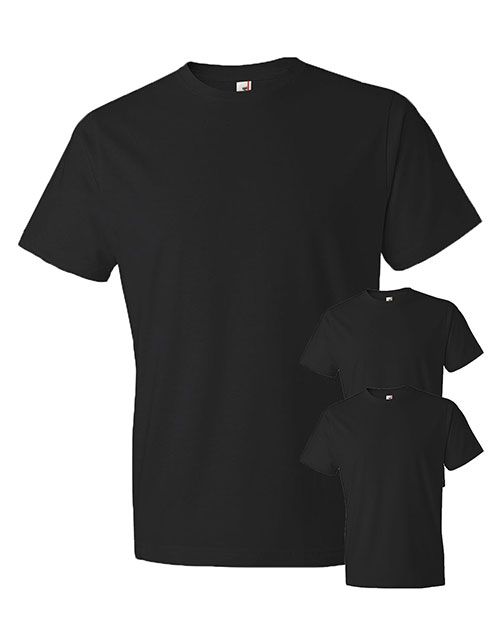 Anvil 980 Men Lightweight T-Shirt 3-Pack at GotApparel