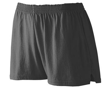 Augusta 988 Girls Trim Fit Jersey Short at GotApparel