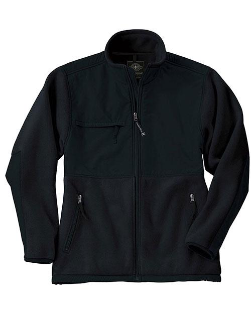 Charles River Apparel 9931 Men Evolux Fleece Jacket at GotApparel