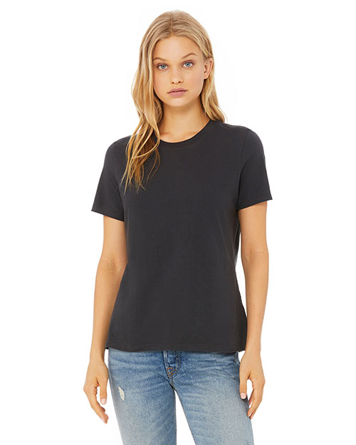 Bella + Canvas B6400 Women Missys Relaxed Jersey Short-Sleeve T-Shirt at GotApparel