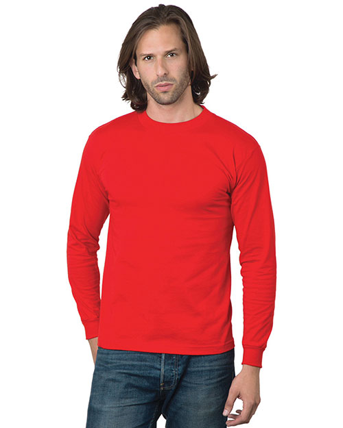 Union Made 2955 Men Long Sleeve Tee at GotApparel