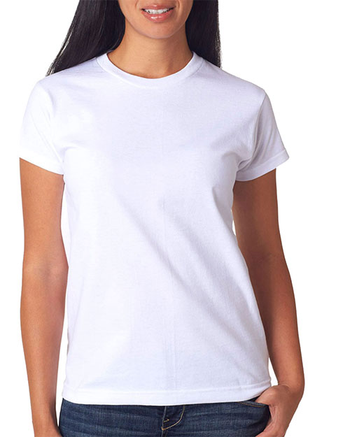 Bayside 3325 Women short sleeve Tee at GotApparel
