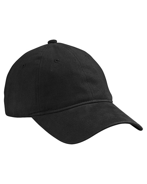 Big Accessories / BAGedge BA511 Men Heavy Brushed Twill Unstructured Cap at GotApparel