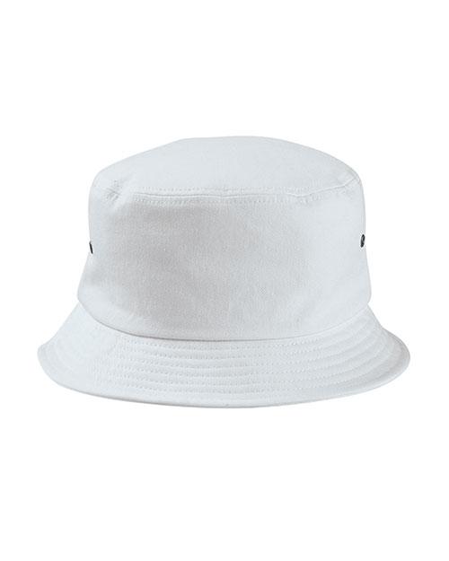Big Accessories / BAGedge BA534 Women Metal Eyelet Bucket Cap at GotApparel