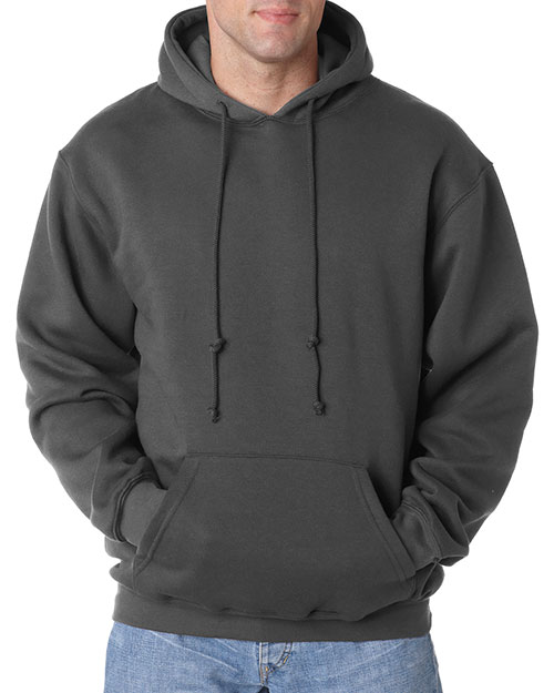 Bayside B960 Men Hooded Pullover Fleece at GotApparel