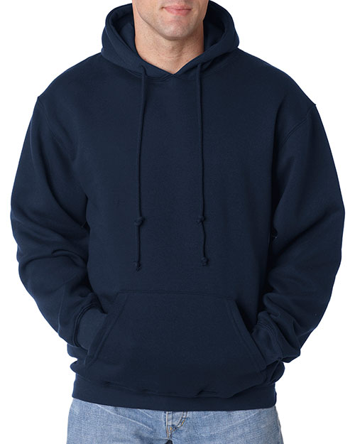 Bayside B960 Men Hooded Pullover Fleece at GotApparel