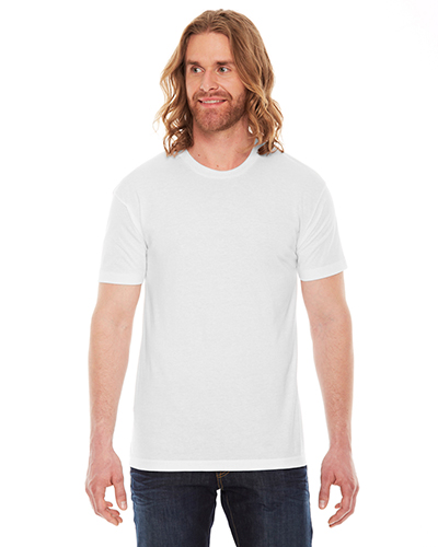 Custom Embroidered American Apparel BB401 50/50 Short Sleeve Tee at GotApparel